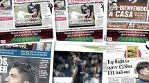 La Juventus dans la tourmente avec l'affaire Luis Suarez, une porte de sortie s'ouvre en Italie pour Julian Draxler