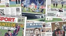 L'Angleterre sous le choc après les terribles humiliations de Liverpool et Manchester United, la polémique enfle en Italie après le report de Juve-Napoli