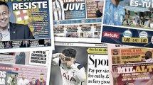 Barcelone crie au scandale après les révélations des discussions entre les arbitres du Clasico, la Juventus retient son souffle pour Cristiano Ronaldo