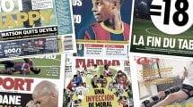 La sortie de Didier Deschamps sur Paul Pogba fait grand bruit en Angleterre, le Real Madrid se met à douter de Zinedine Zidane