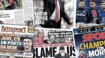 La presse espagnole meurt d'impatience de retrouver le PSG et Neymar, le vibrant hommage de l'Angleterre à Gérard Houllier