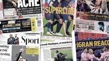 """""""La journée noire"""" de la Juventus choque l'Italie, l'Espagne s'incline devant le record de Lionel Messi"""