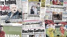 """José Mourinho s'en prend de nouveau publiquement à Gareth Bale, """"la malédiction"""" de Franck Ribéry"""