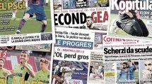 La presse espagnole et Lionel Messi en grande confiance avant le PSG, le Real Madrid cible Aymeric Laporte