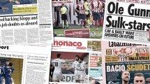 Vives tensions entre le Real Madrid et l'Atlético, Edinson Cavani met un gros coup de pression à Ole Gunnar Solskjaer pour son avenir