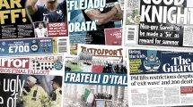 L'Angleterre toujours sous le choc après les incidents violents et racistes lors de la finale de l'Euro, Raphaël Varane veut imiter Kylian Mbappé sur le mercato