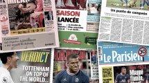 Les grands débuts de Lionel Messi avec le PSG excitent l'Europe, Paul Pogba fait polémique en Angleterre