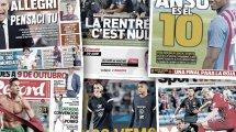L'Europe en ébullition après le record absolu de Cristiano Ronaldo, Kylian Mbappé se sent trahi par le PSG
