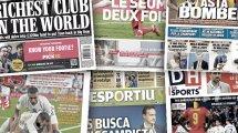 La presse belge au fond du trou, les ambitions démesurées de Newcastle après son rachat