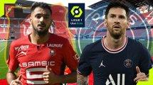 Stade Rennais - PSG : les compositions sont tombées