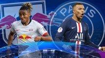 RB Leipzig-PSG : les compositions officielles