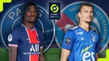 PSG-Strasbourg : les compos probables