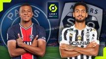 PSG-SCO Angers : les compositions officielles