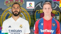 Real Madrid - Levante UD : les compositions probables