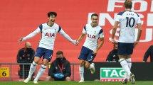 Premier League : Tottenham en passe six à Manchester United à Old Trafford