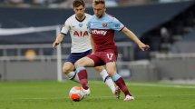 PL : Tottenham fait tomber West Ham