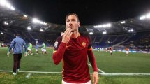 AS Roma : Francesco Totti revient sur sa relation glaciale avec Luciano Spalletti