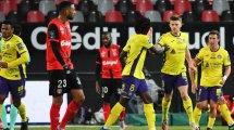 Ligue 2 : Toulouse ramène un point de Guingamp