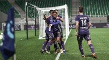 Ligue 2 : Grenoble prend la tête, Toulouse reste troisième