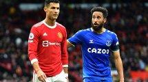 Everton : Andros Townsend réagit à la polémique avec Cristiano Ronaldo