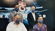 Trabzonspor annonce la signature de  l'arrivée de Anders Trondsen !