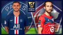 Lille - PSG : les compositions probables