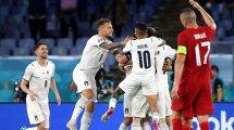 Euro 2020 : la belle frappe de Lorenzo Insigne en vidéo