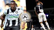 Udinese-Juventus : les compositions officielles !