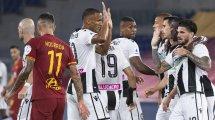 Serie A : l'AS Roma battue par l'Udinese