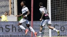 Serie A : Benevento s'incline face Udinese