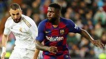 Barça : Samuel Umtiti de retour à l'entraînement