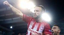 Olympiakos : Mathieu Valbuena a joué un mauvais tour à l'OM