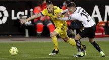 Liga : Valence concède le nul contre Cadix