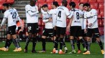 Liga : Valence bat Valladolid