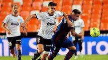 Liga : le derby pour le Valencia CF