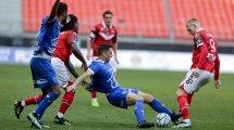Ligue 2 : Valenciennes arrache le nul contre Troyes