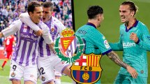 Real Valladolid-FC Barcelone : les compositions officielles !