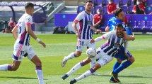 Liga : Valladolid bat Getafe
