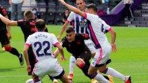 Liga : Valladolid et la Real Sociedad dos à dos