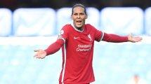 Liverpool : un retour sur les terrains plus tôt que prévu pour Virgil Van Dijk ?