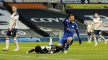 Premier League : Leicester s'offre Tottenham et prend la seconde place
