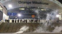 OM-PSG : des filets amovibles prévus pour les corners à l'Orange Vélodrome