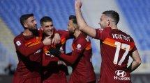 Serie A : Jordan Veretout et l'AS Rome écrasent l'Udinese