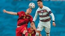 Belgique-Portugal : les notes du match