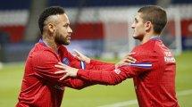 PSG : Marco Verratti prend la défense de Neymar