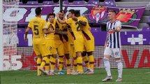 Liga : le FC Barcelone fait le minimum contre Valladolid et ne lâche pas le Real Madrid