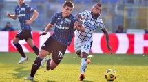 Serie A : l'Atalanta et l'Inter dos à dos, l'AS Roma monte sur le podium grâce à Mkhitaryan