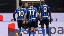 Serie A : l'Inter remporte le derby d'Italie face à la Juventus
