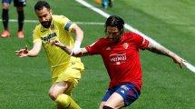 Liga : Villarreal se fait surprendre à domicile par Osasuna