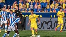 Liga : la Real Sociedad s'impose contre Villarreal, Séville en Ligue des Champions